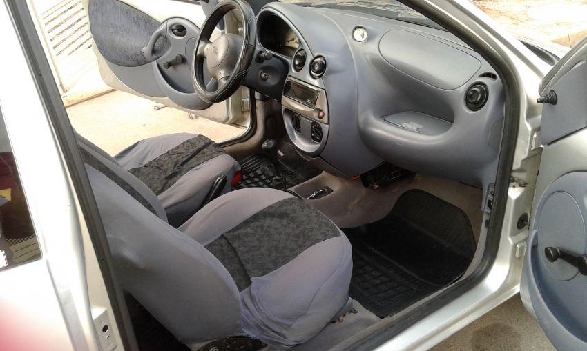 Ford Ka 1.0 MPi - Foto #5