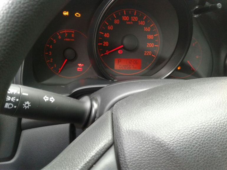 Honda Fit 1.5 Flex LX CVT (Flex) - Foto #3