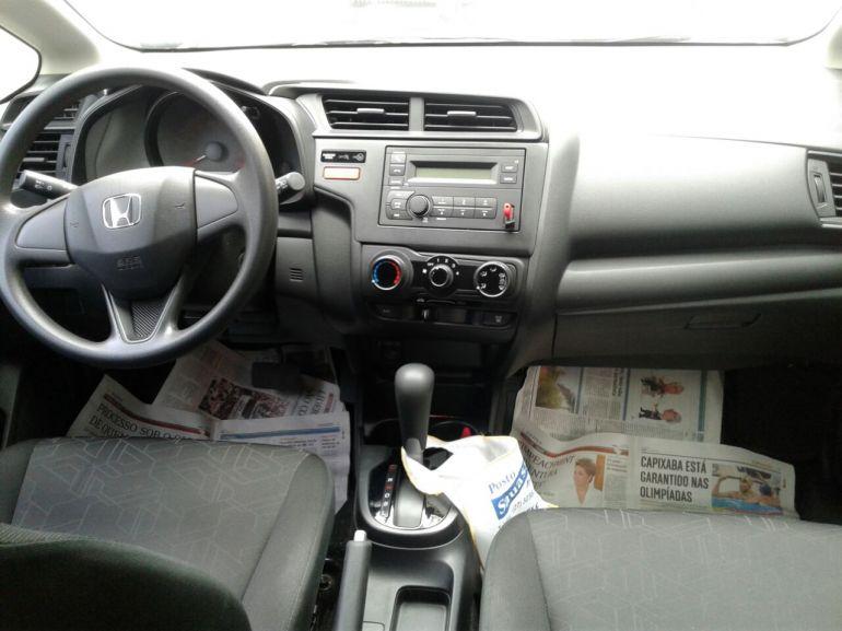 Honda Fit 1.5 Flex LX CVT (Flex) - Foto #4