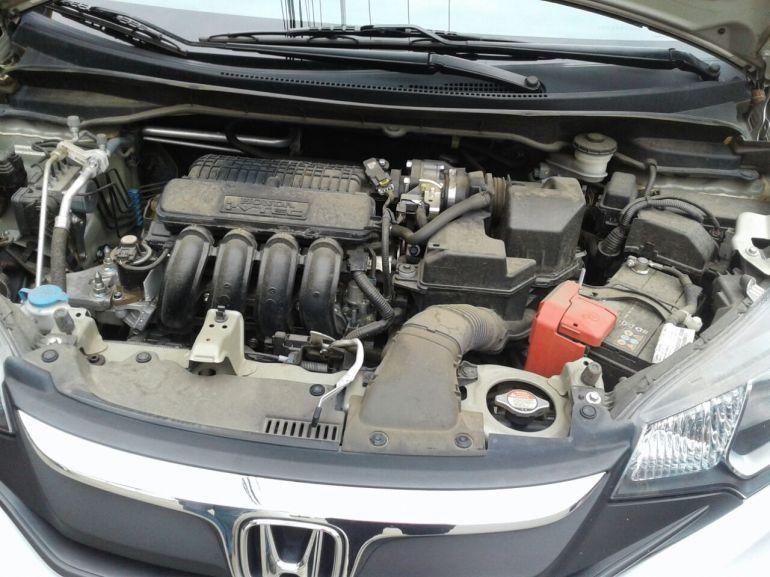 Honda Fit 1.5 Flex LX CVT (Flex) - Foto #7