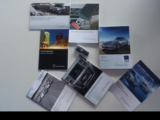Mercedes-Benz C 180 CGI B.E. Classic Special (aut) - Foto #8