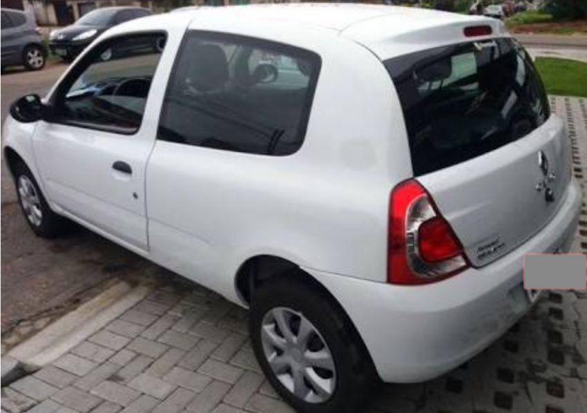 Renault Clio 1.0 16V (flex) 2p