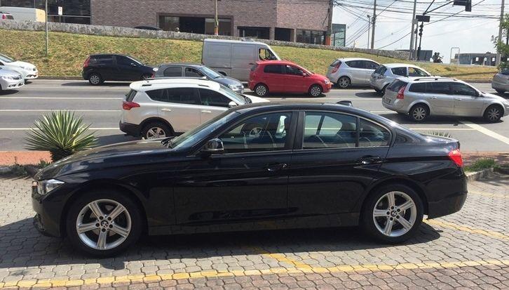 BMW 320i 2.0 ActiveFlex (Aut) - Foto #6