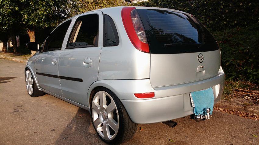 Chevrolet Corsa Hatch 1.8 (Flex) - Foto #3