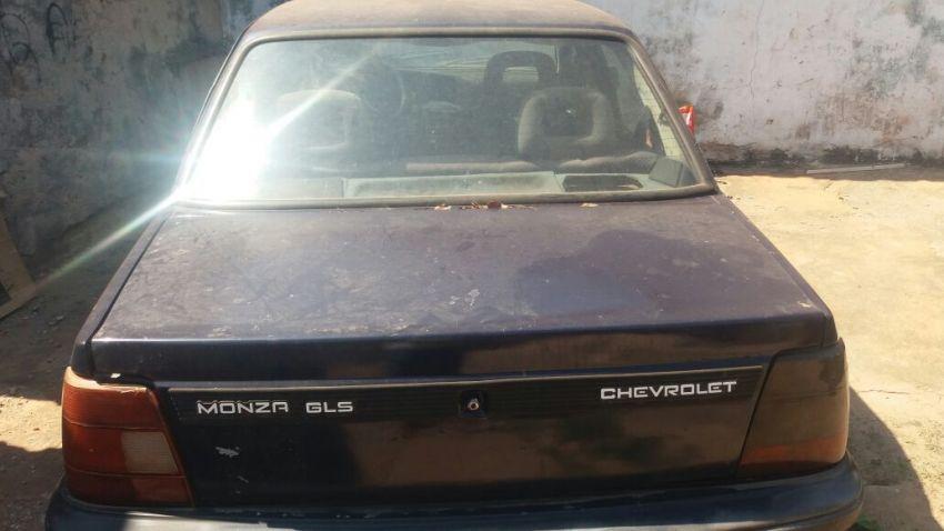 Chevrolet Monza Sedan 650 2.0 EFi - Foto #3