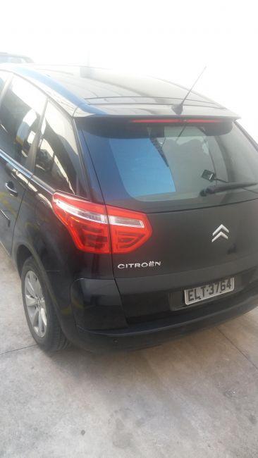 Citroën C4 Picasso 2.0 16V La Luna (Aut) - Foto #2