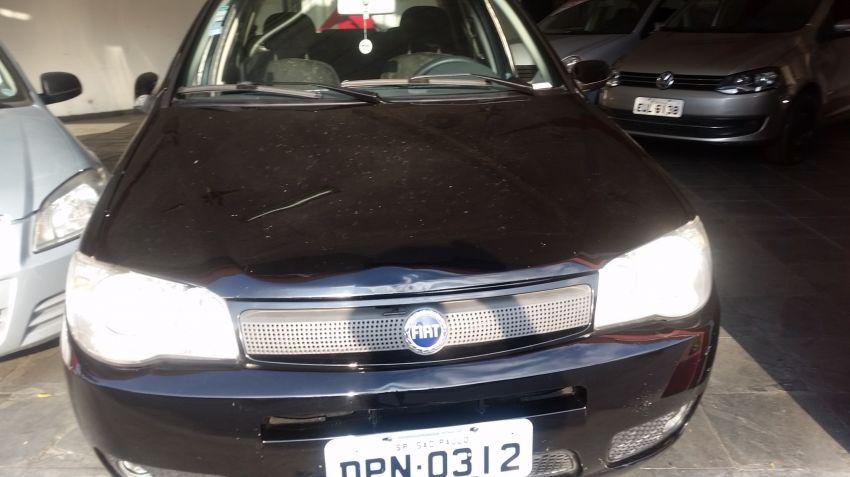 Fiat Siena ELX 1.3 8V (Flex) - Foto #1