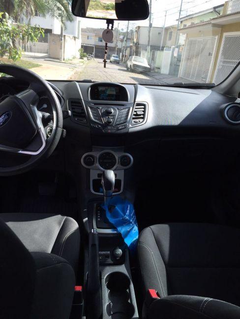Ford New Fiesta 1.6 SE PowerShift - Foto #3