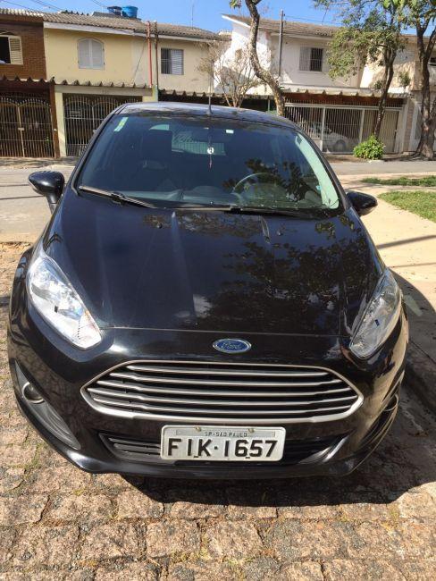 Ford New Fiesta 1.6 SE PowerShift - Foto #6