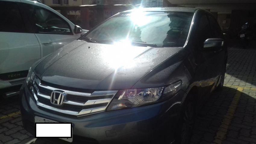 Honda City LX 1.5 16V (flex) (aut.) - Foto #3
