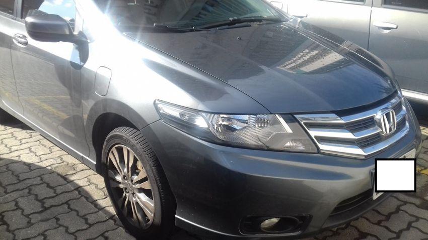 Honda City LX 1.5 16V (flex) (aut.) - Foto #10