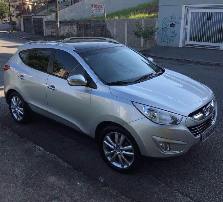 Hyundai ix35 2.0 XLS (aut) - Foto #1