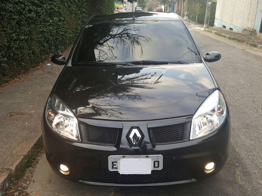 Renault Sandero Privilège 1.6 16V (flex) - Foto #1