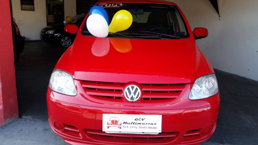 Volkswagen Fox Sportline 1.0 8V (Flex) - Foto #1