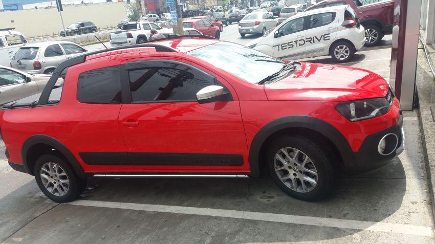 Volkswagen Saveiro Cross 1.6 16v MSI (Flex) (Cab Dupla)