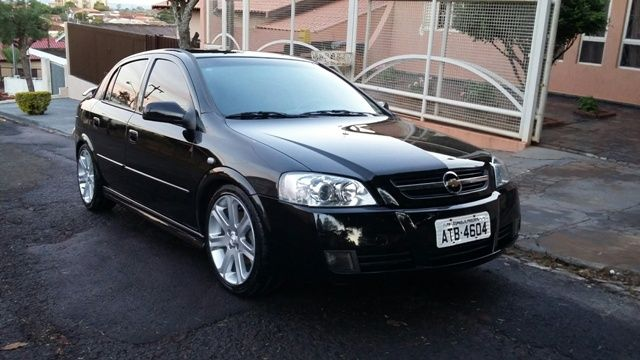 Chevrolet Astra Hatch Advantage 2.0 (Flex) 4p - Foto #1