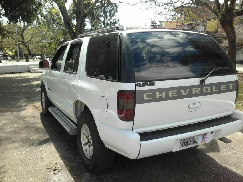 Chevrolet Blazer DLX 4x2 4.3 SFi V6 - Foto #7