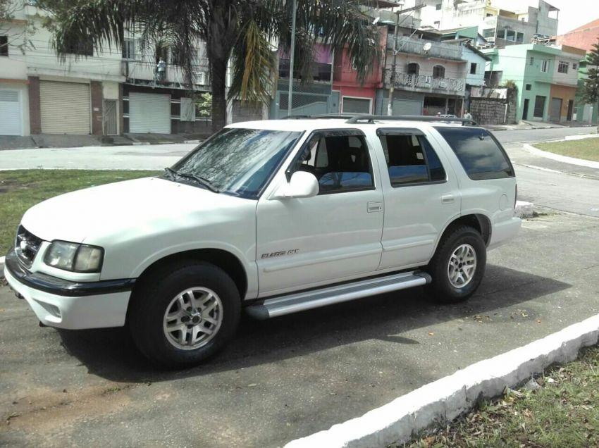 Chevrolet Blazer DLX 4x2 4.3 SFi V6 - Foto #8