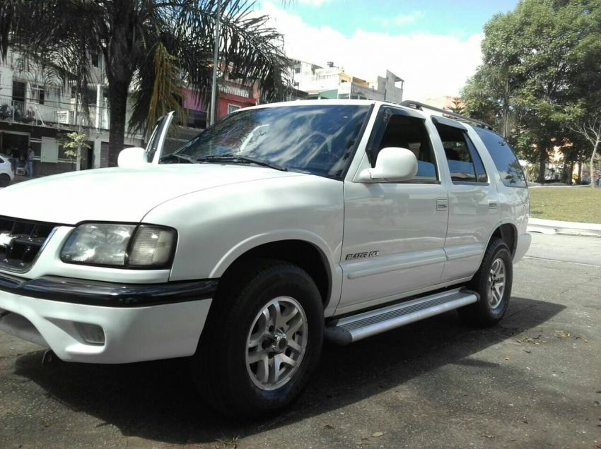 Chevrolet Blazer DLX 4x2 4.3 SFi V6 - Foto #9