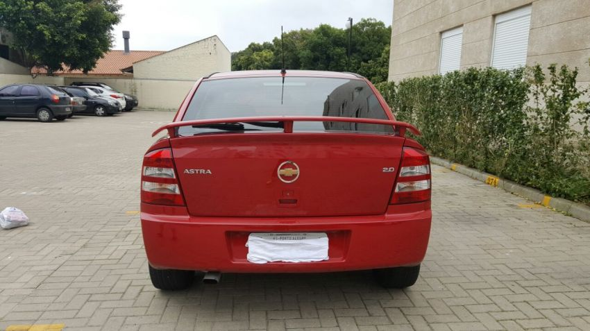 Chevrolet Astra Hatch Advantage 2.0 (Flex) 4p - Foto #4