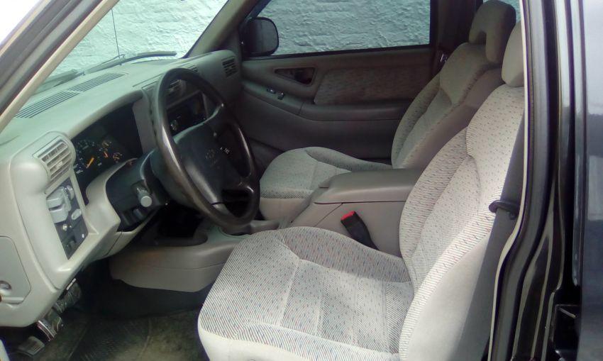 Chevrolet S10 Luxe 4x2 2.2 MPFi (Cab Dupla) - Foto #4