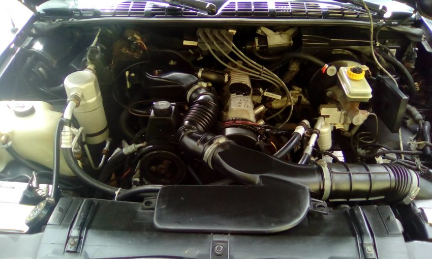 Chevrolet S10 Luxe 4x2 2.2 MPFi (Cab Dupla) - Foto #5