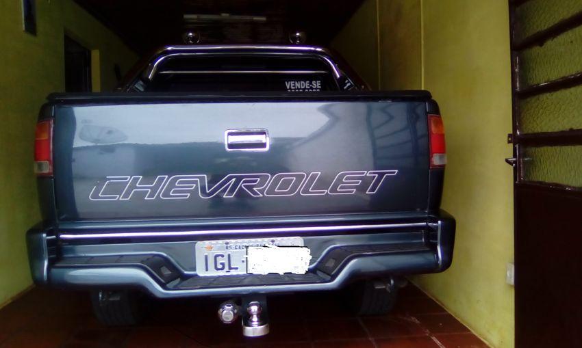 Chevrolet S10 Luxe 4x2 2.2 MPFi (Cab Dupla) - Foto #6