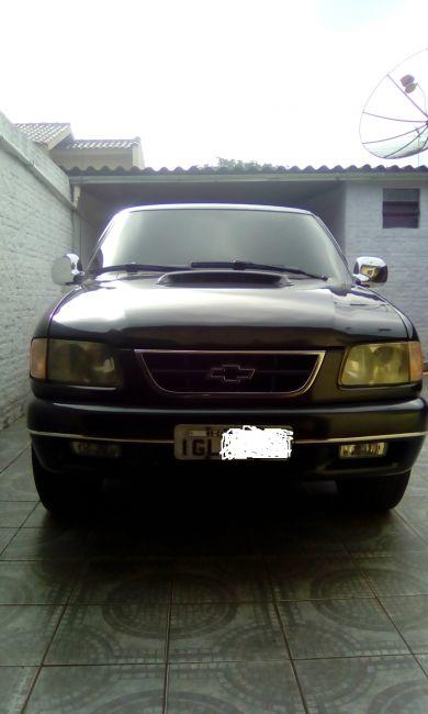 Chevrolet S10 Luxe 4x2 2.2 MPFi (Cab Dupla) - Foto #7