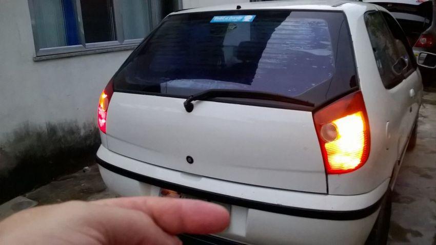 Fiat Palio 1.6 MPi 16V 2p - Foto #4
