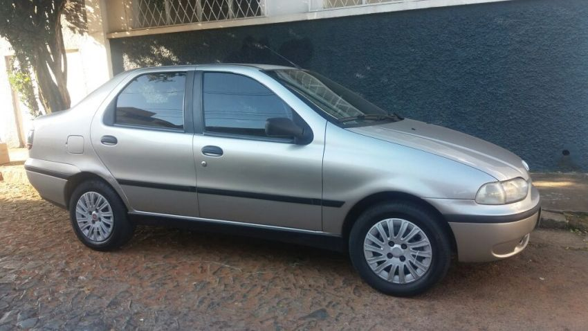 Fiat Siena EL 1.6 MPi - Foto #2