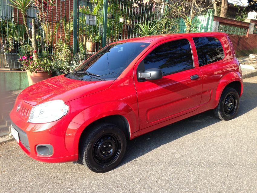 Fiat Uno Vivace 1.0 (Flex) 2p - Foto #6