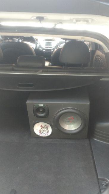 Hyundai ix35 GLS 2.0L 16v (Flex) (Aut) - Foto #4