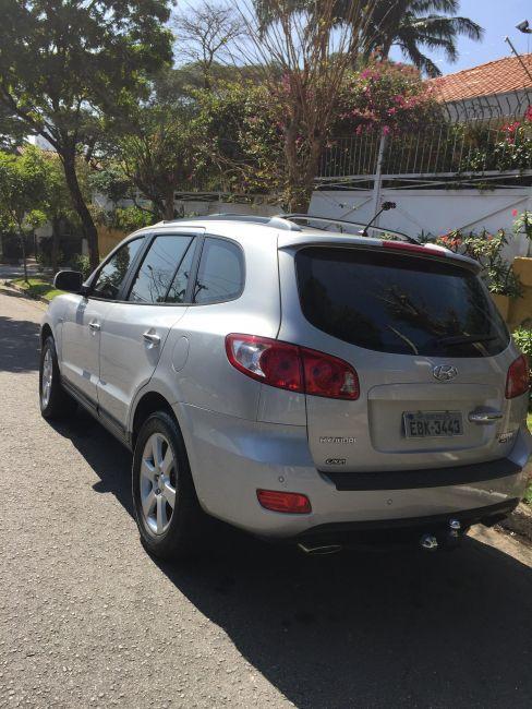 Hyundai Santa Fe 3.3L V6 4x4 (Aut) 5L - Foto #2