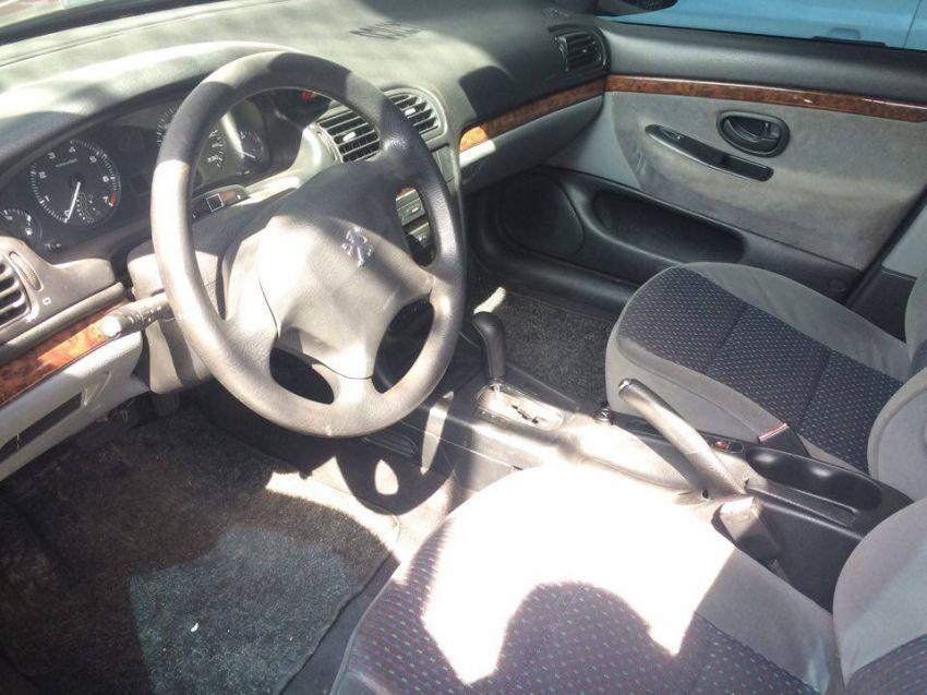 Peugeot 406 Sedan 2.0 16V - Foto #6