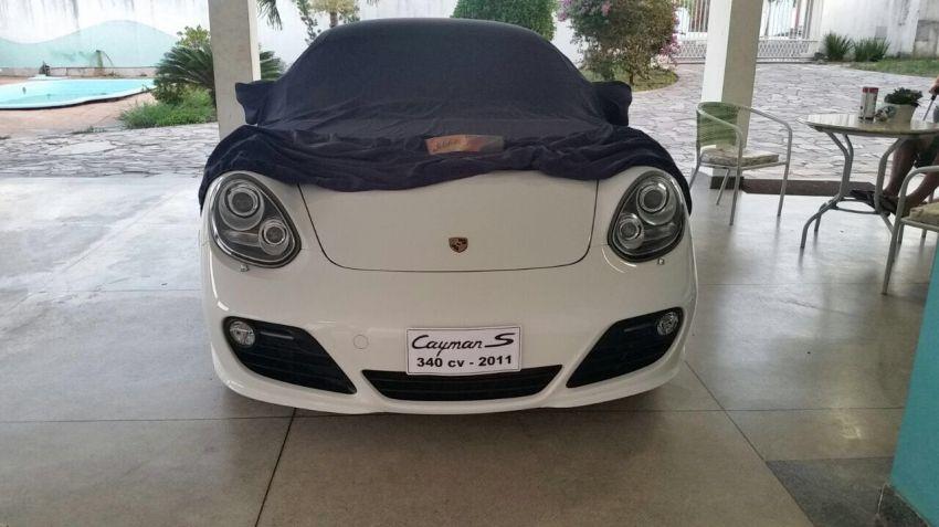 Porsche Cayman 3.4 S - Foto #5