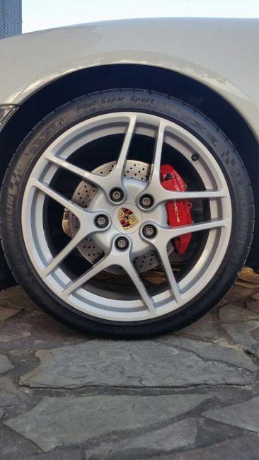 Porsche Cayman 3.4 S - Foto #8