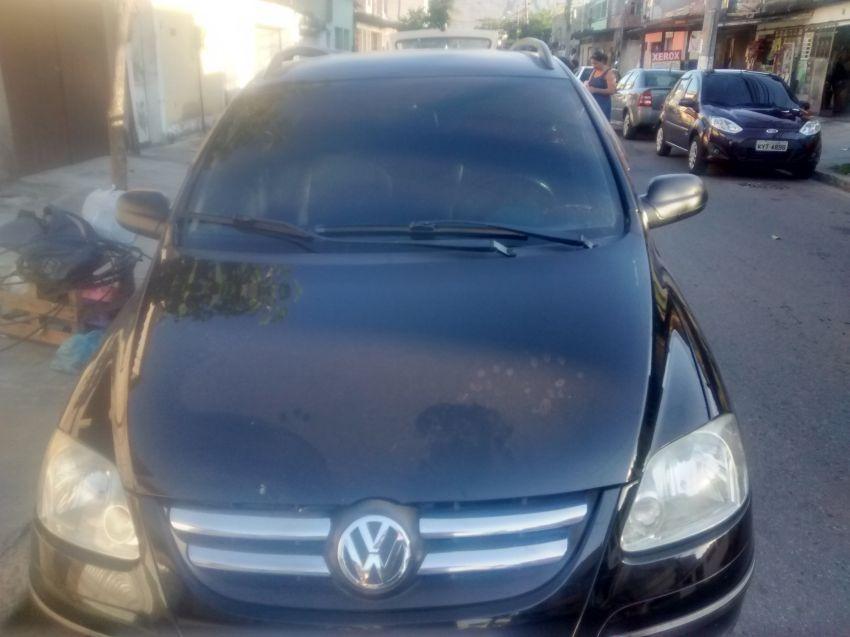 Volkswagen SpaceFox 1.6 8V Trend (Flex) - Foto #1
