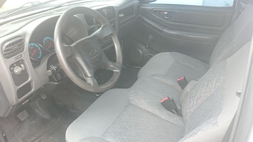 Chevrolet S10 Advantage 4x2 2.4 (Flex) (Cab Simples) - Foto #4