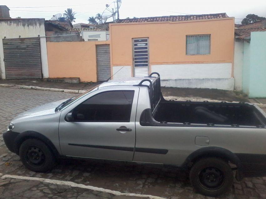 Fiat Strada Trekking 1.4 (Flex) (Cab Simples) - Foto #3