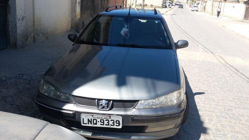 Peugeot 406 Sedan 2.0 16V - Foto #3