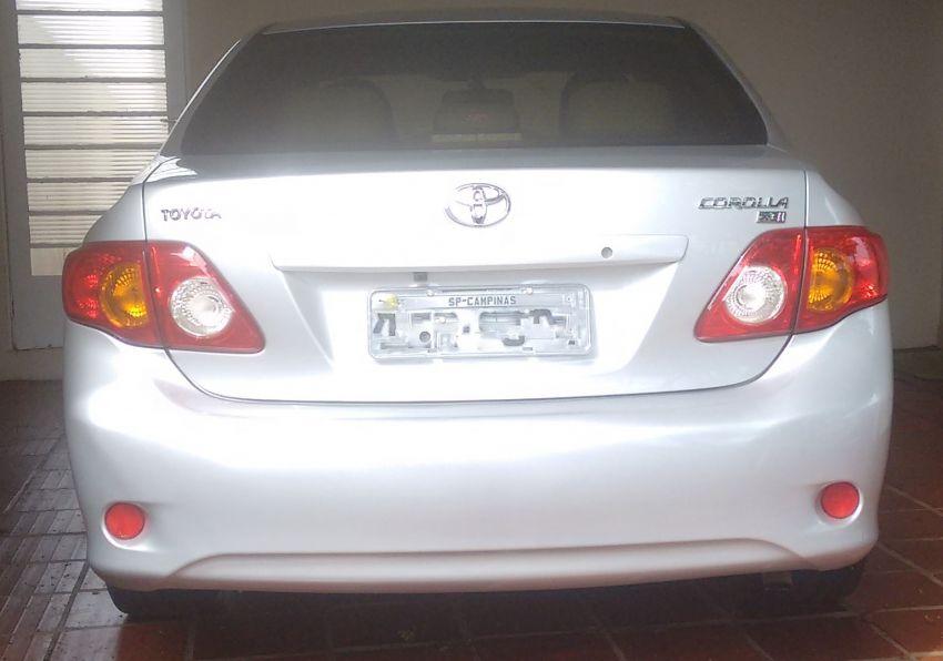 Toyota Corolla Sedan XEi 1.8 16V (flex) (aut) - Foto #3