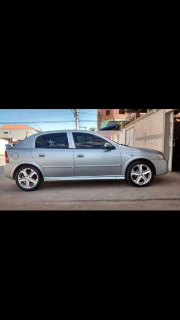 Chevrolet Astra Hatch Comfort 2.0 (Flex) 4p - Foto #5