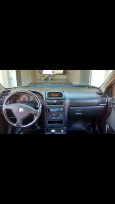 Chevrolet Astra Hatch Comfort 2.0 (Flex) 4p - Foto #6