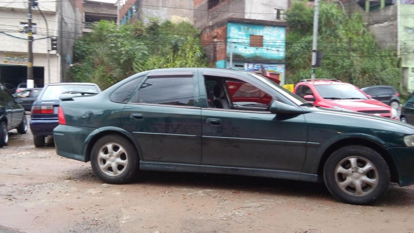 Chevrolet Vectra CD 2.0 MPFi