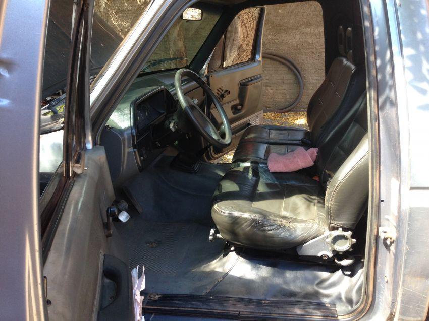 Ford F1000 XL Turbo 4x2 4.3 (Cab Simples) - Foto #5