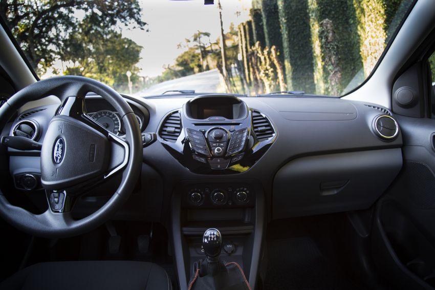 Ford Ka Sedan SEL 1.5 16v (Flex) - Foto #6