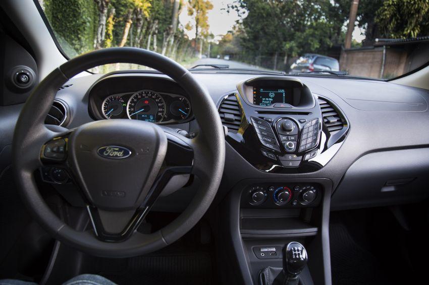 Ford Ka Sedan SEL 1.5 16v (Flex) - Foto #8