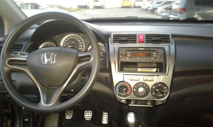Honda City Sport 1.5 16V (Flex) - Foto #9