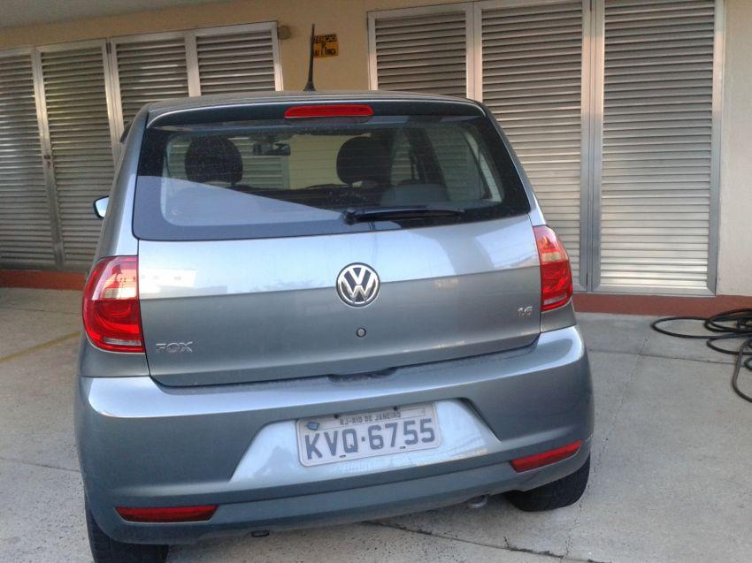 Volkswagen Fox 1.6 MSI Trendline (Flex) - Foto #5