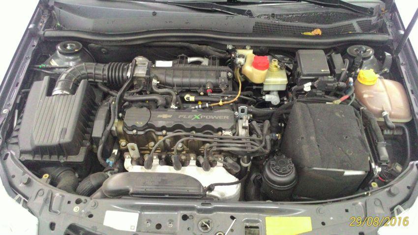 Chevrolet Vectra Elegance 2.0 (Flex) (Aut) - Foto #9